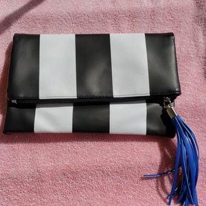 Saks Fifth Avenue clutch bag